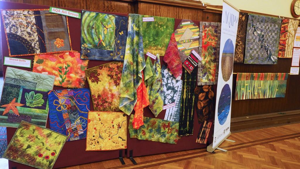 Art Group display